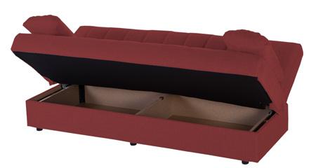 Divano letto con materasso a molle qualit e convenienza for Ikea divani letto con contenitore